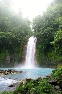 Costa Rica rivers make this a beautiful country