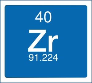 Holistic Dentistry is based in Zirconium: atomic number 40, and standard atomic weight of 91.224