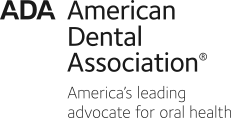 American Dentqal Association logo Mario Garita dental implants clinic it's a proud member