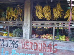 Fruits and Vegetables in the Central Market since 1880