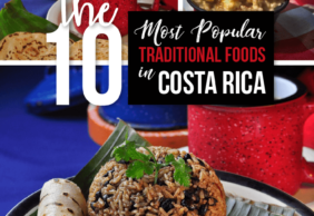 The Costa Rican Culinary Experience