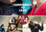 All On 4 ®: Confidence to lead