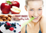 Healthy Snacks for Good Teething