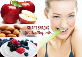Healthy Snacks for Good Teething