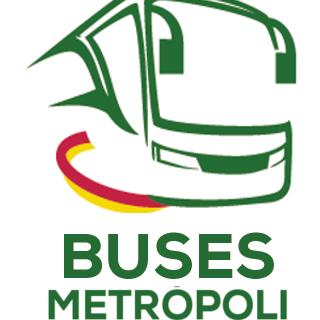 Logo Buses Metropoli company